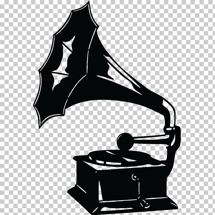 Phonograph record , record player PNG clipart.