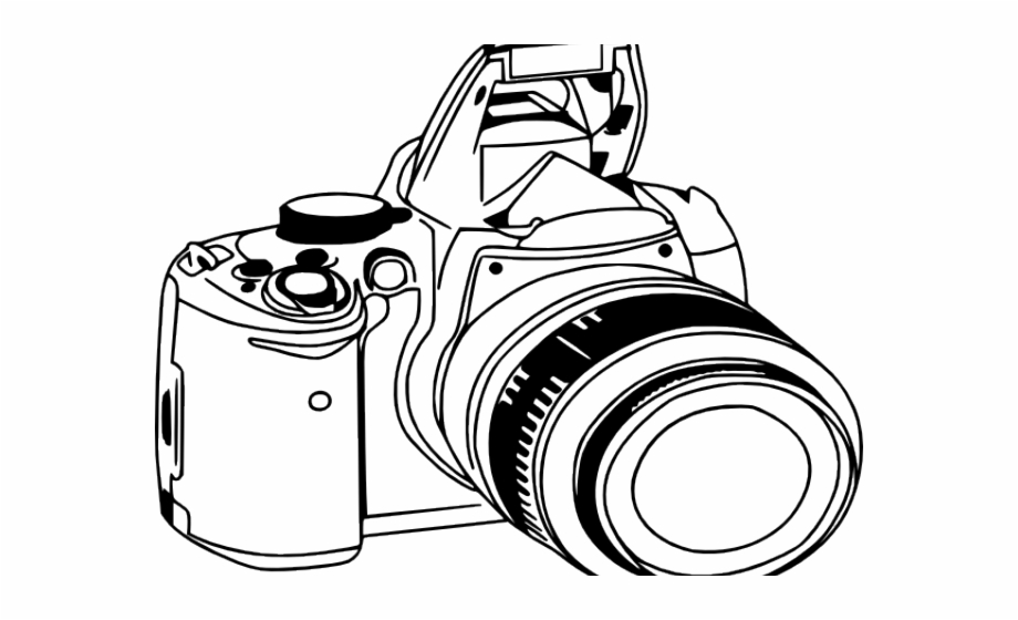 Dslr Camera Clipart Png Free PNG Images & Clipart Download #487649.