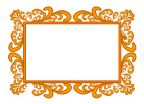 Clipart Photo Frame Image.