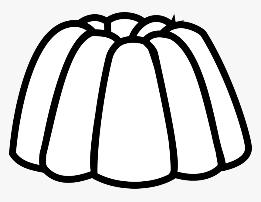 Jelly Clipart Black And White & Clip Art Images.