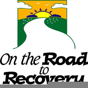 Road To Recovery Clipart.