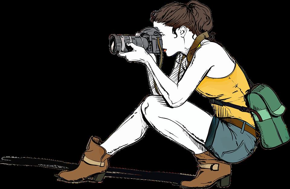 Camera Female Girl.