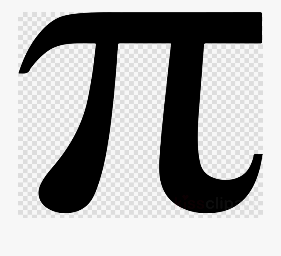 Pi Symbol Transparent Clipart Number A History Of Pi.