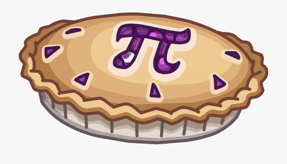 Pi Day Png Photo.