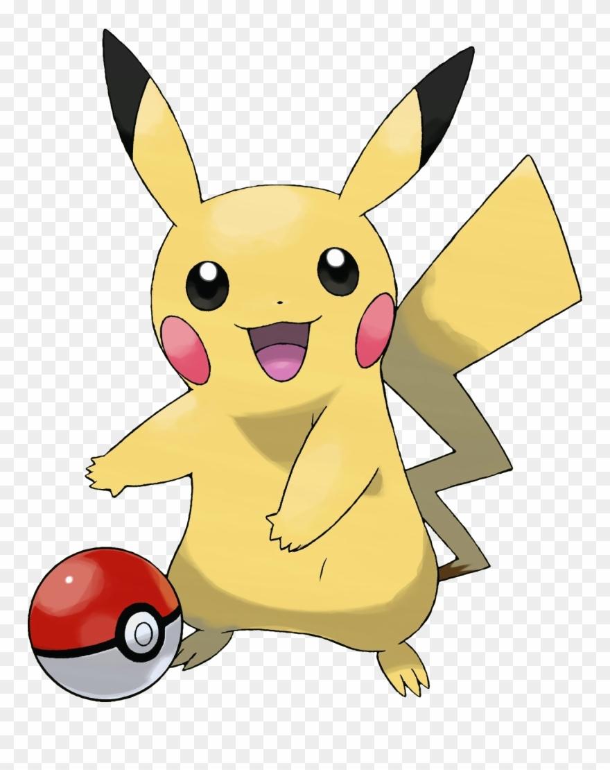 025pikachu Pokémon Pia Clipart (#2927669).