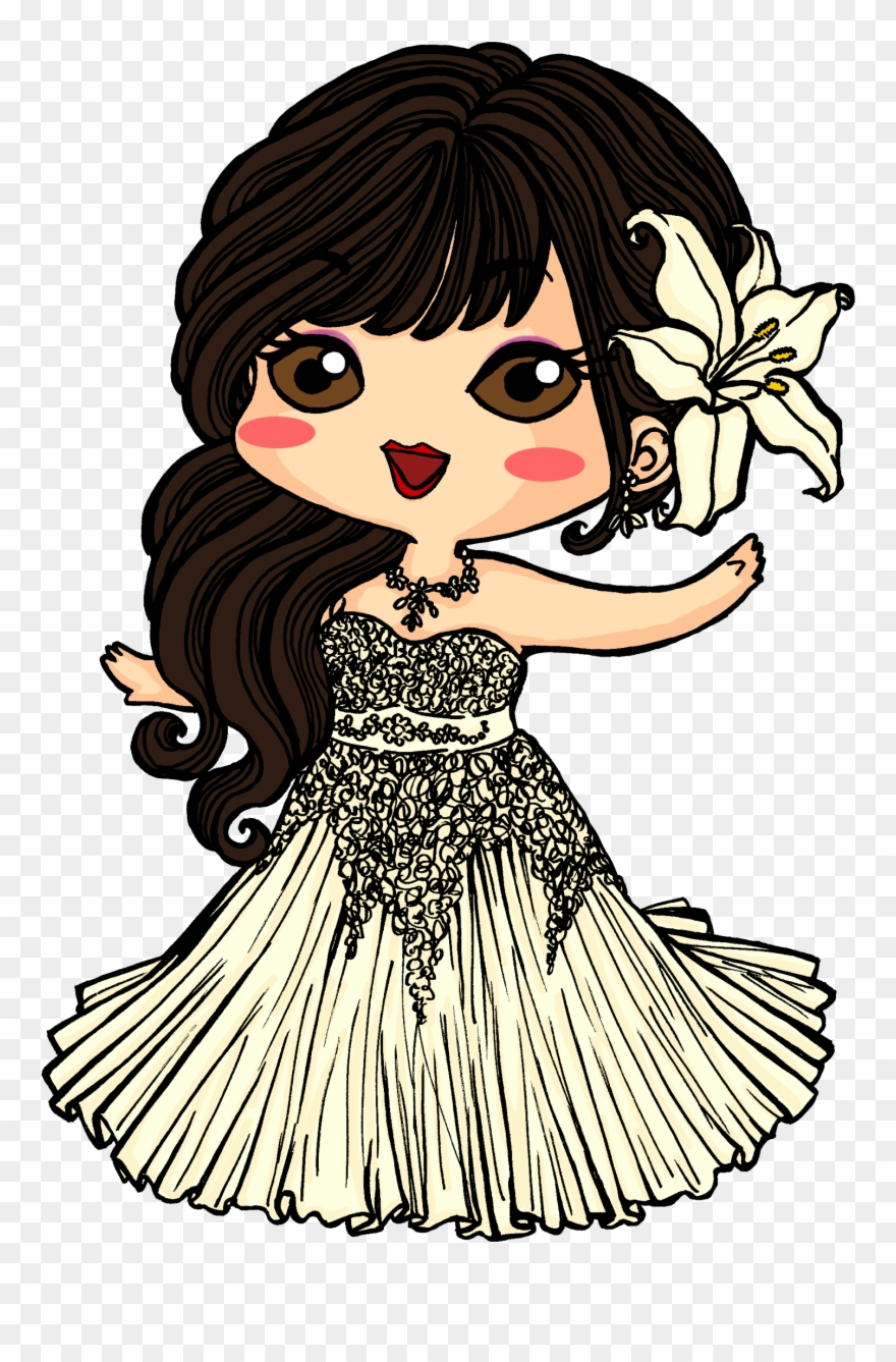 Pia Chibi Wedding.