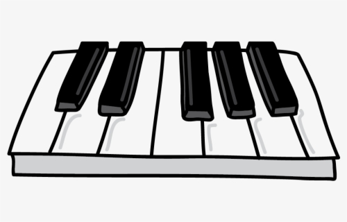 Free Keyboard Clip Art with No Background , Page 4.