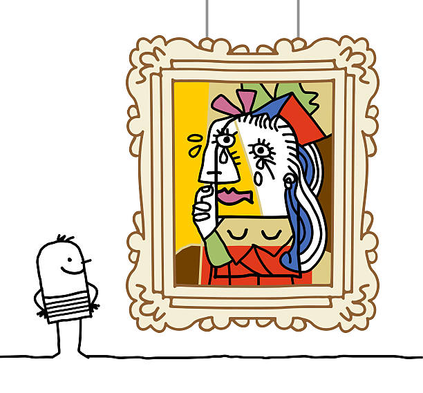 Best Pablo Picasso Illustrations, Royalty.