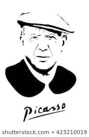 Picasso clipart 6 » Clipart Portal.