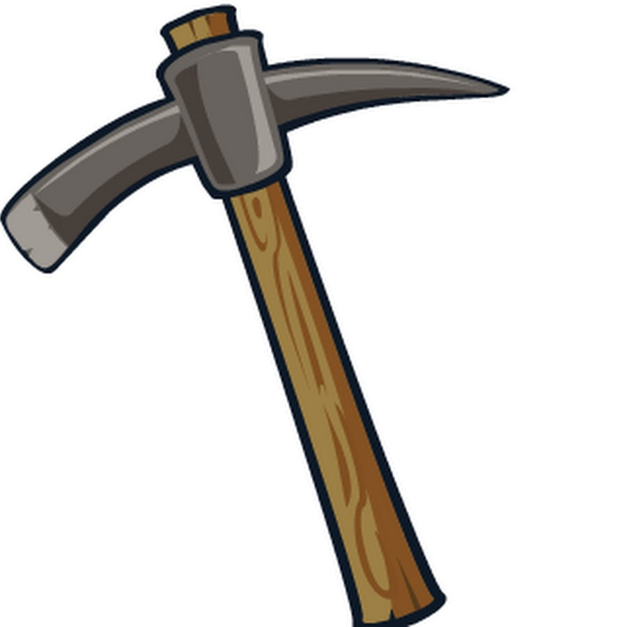 The best free Pickaxe clipart images. Download from 12 free.