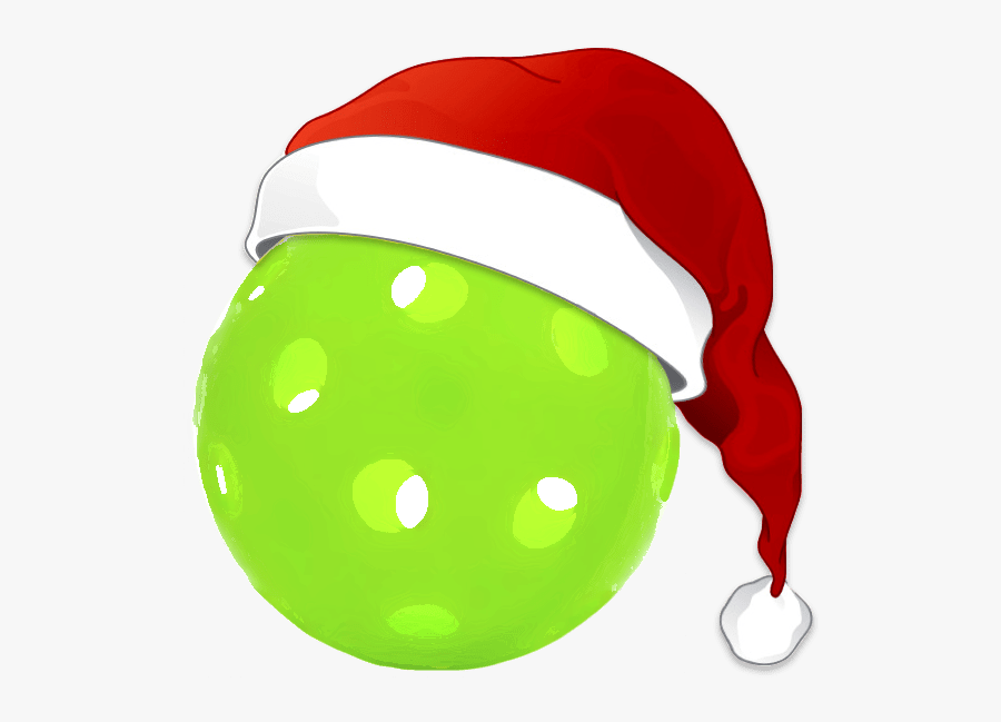 Pickle Clipart Santa Hat.
