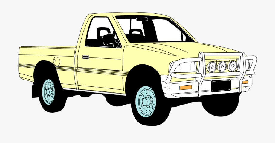 Clip Art Freeuse Pickup Truck Clipart Free.