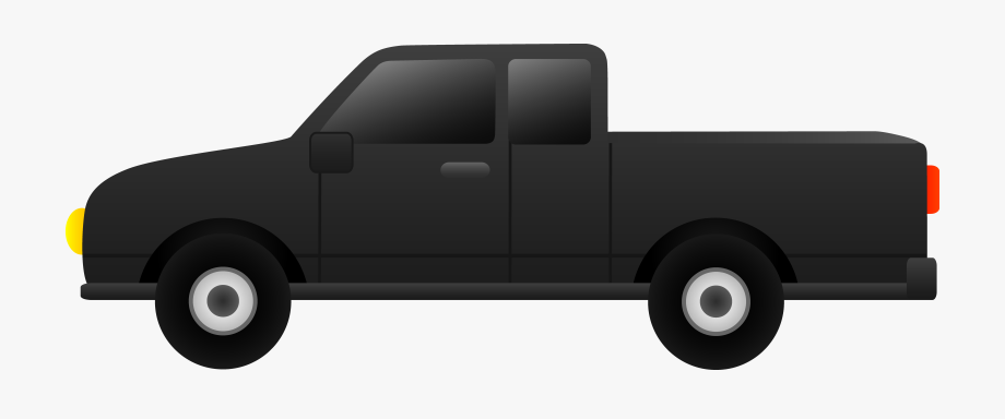 Truck Clipart Outline.