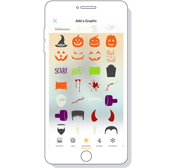 Get Halloween Stickers (and So Much More!) on Your Phone.