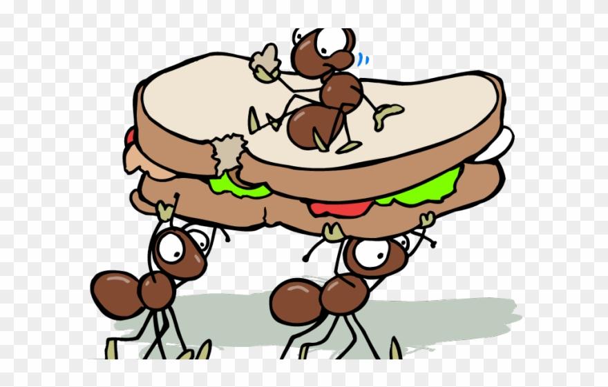 Ants Clipart Picnic.
