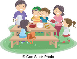Picnic Illustrations and Clipart. 38,607 Picnic royalty free.