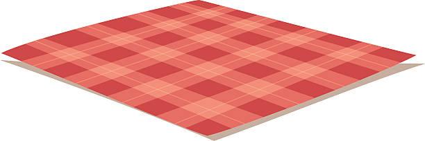 Best Picnic Blanket Illustrations, Royalty.