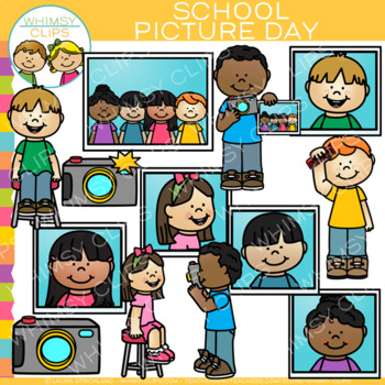 185 Picture Day free clipart.
