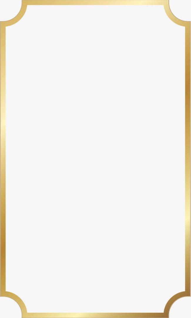 Gold Frame PNG, Clipart, Frame, Frame Clipart, Gold, Gold Clipart.