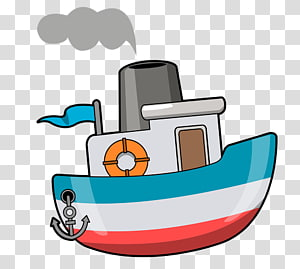 Sail Caravel Water, With ship transparent background PNG clipart.