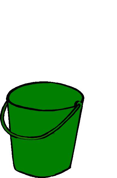 Green Bucket Clip Art at Clker.com.