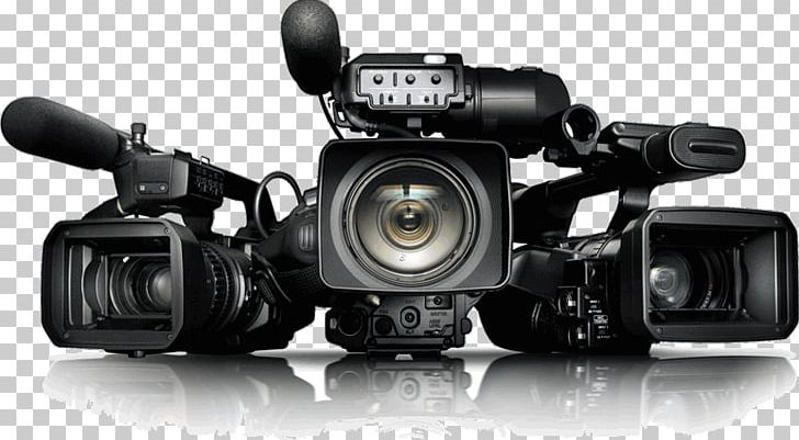 Video Cameras Video Production Multiple.