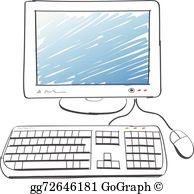 Computer Clip Art.