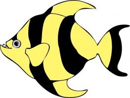 Fish Clip Art Printable Free.