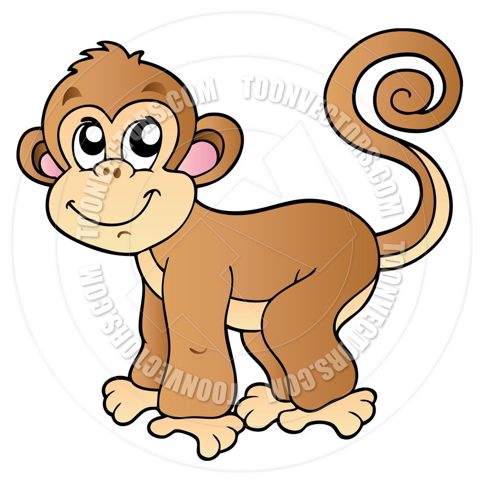 Free clipart of monkey 7 » Clipart Station.
