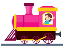 Search Results for train clipart.