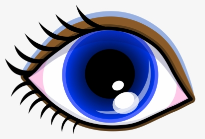 Number 2 Clipart Eye.