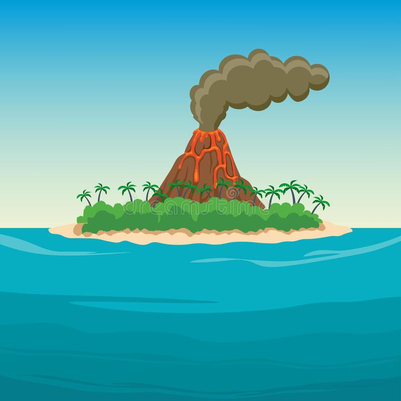 Island Clip Stock Illustrations.