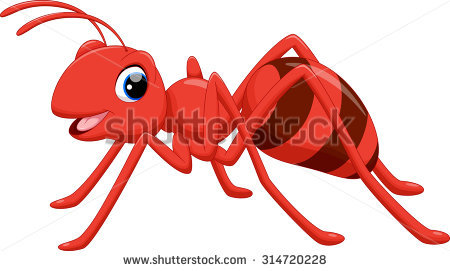 Ant Stock Images, Royalty.