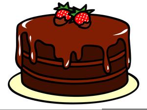 Happy Birthday Clipart Cake.
