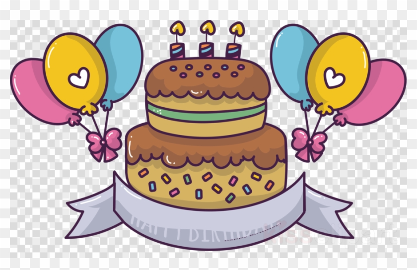Cartoon Cake Png Clipart Cupcake Chocolate Cake.