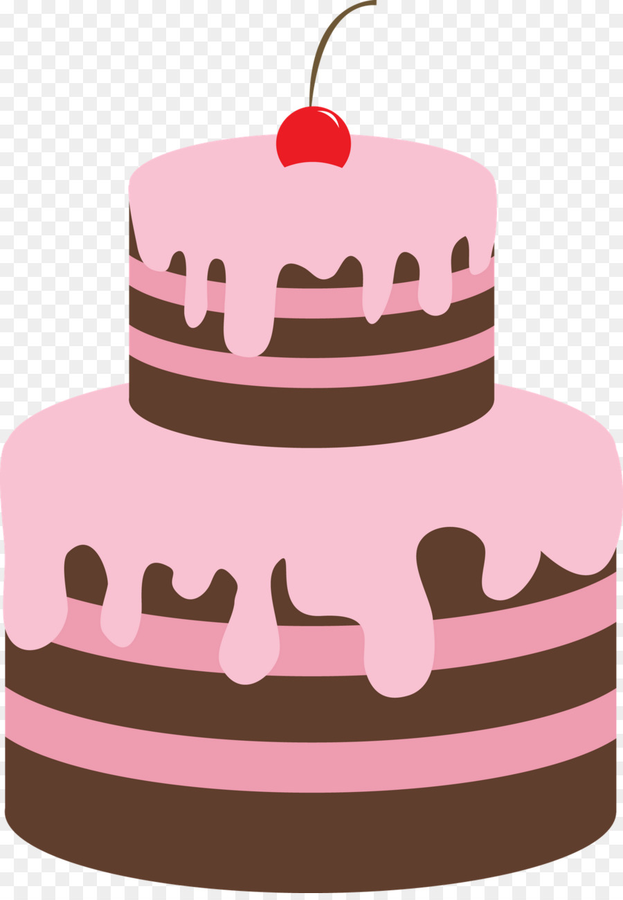Birthday Cake Drawing clipart.