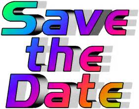 Watch more like Calendar Save The Date Clip Art.