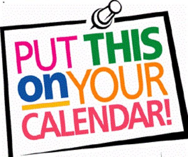 Similiar Mark Your Calendar Keywords.