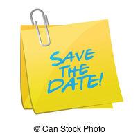 Save the date calendar clip art dromfic top 2.