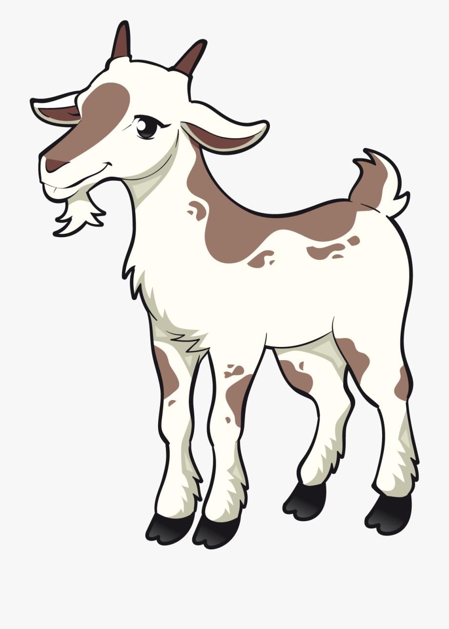 Goat Sheep Clip Art.