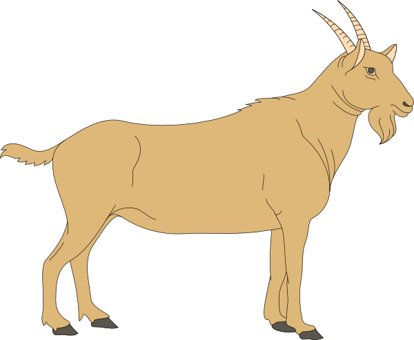 Free Goat Cliparts, Download Free Clip Art, Free Clip Art on.