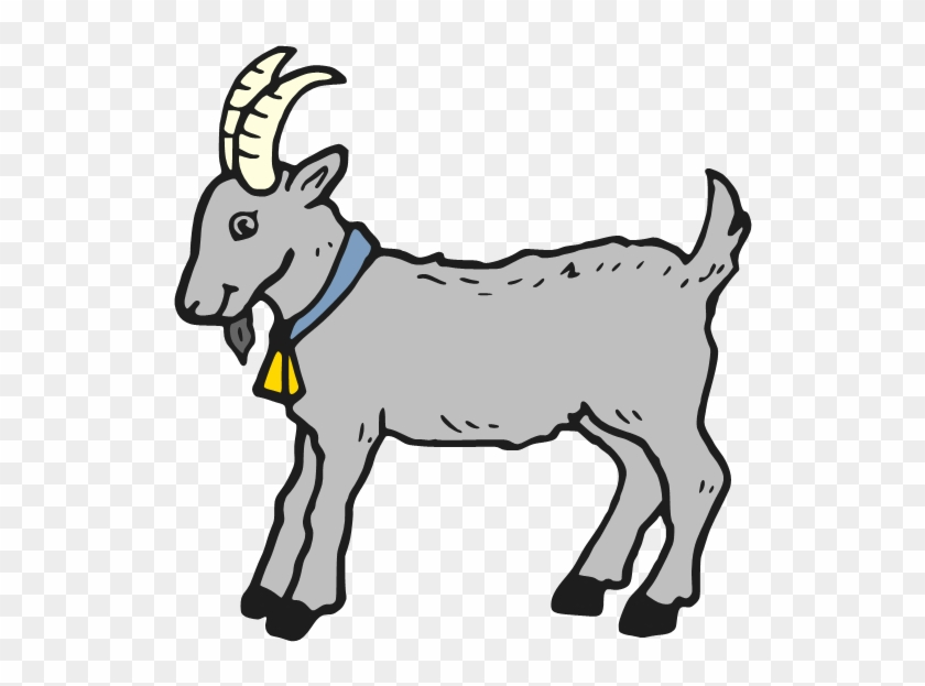 Goat clipart medium, Goat medium Transparent FREE for.