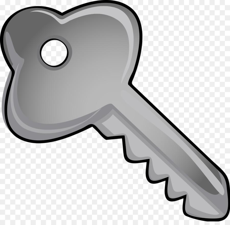 silver key clipart Key Clip art clipart.