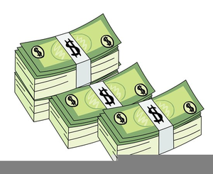 Clipart Money Stack.