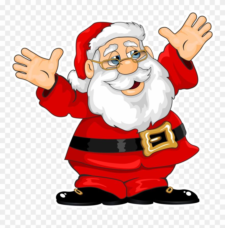 Santa Claus Clipart.