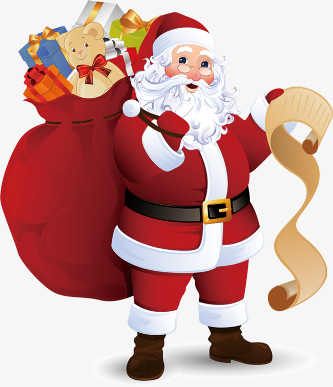 Santa Claus Png & Free Santa Claus.png Transparent Images #3203.