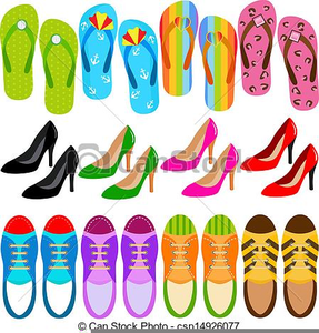 Free Clipart Shoes High Heels.