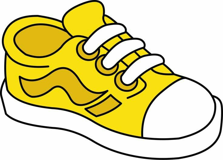 Free Clipart Shoes.
