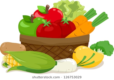 Vegetables clipart images » Clipart Station.