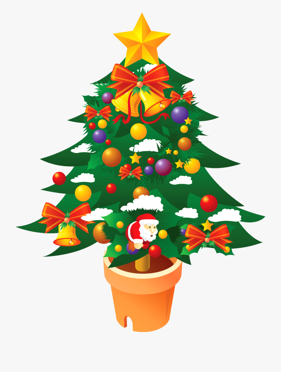 Christmas Tree Clipart Png.